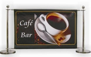 Cafe Bar Pub Banner Set