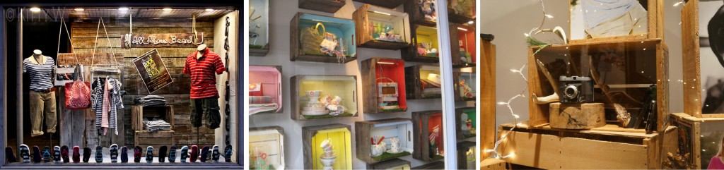 window crate displays